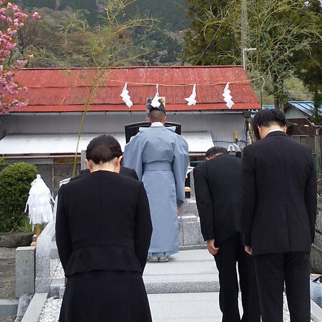 神葬祭・霊祭(葬儀・法事)