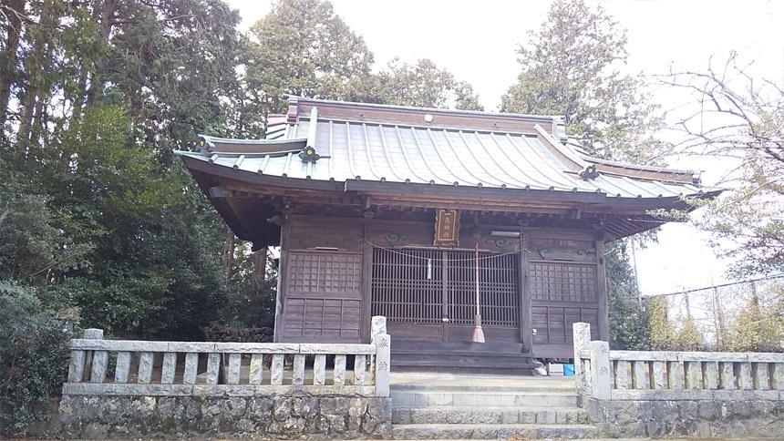 一色神社(東の宮)